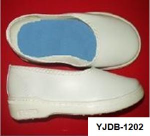 PVC Dissipative Boots