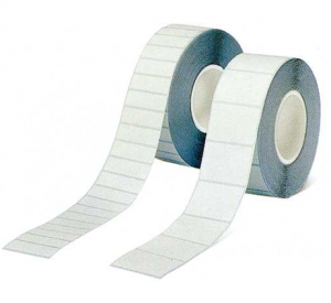 Clean Paper Roll Label
