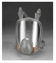 6000 Series Full Face pieces Respirator
