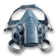 3M 7500 Series Half Facepiece Respirator