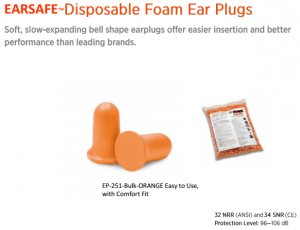 EAR PLUG EP-251