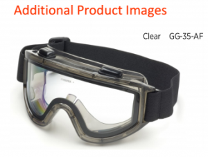 SAFETY GLASSES-ADD GG35AF