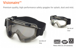 SAFETY GLASSES-VISIONAIRE GG30