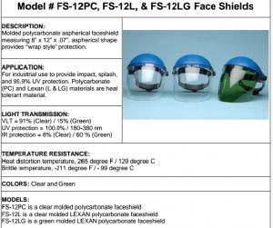 HM MODEL FS FEATURES