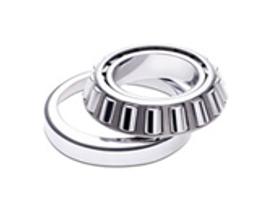 Taped roller bearings