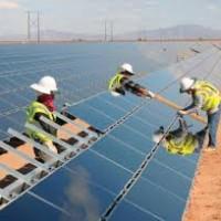 nhà máy pin mặt trời