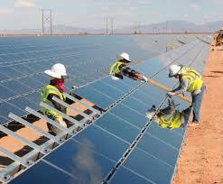 Việt Nam xây dựng nhà máy sản xuất pin mặt trời